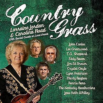 Jordan, Lorraine / Road, Carolina - Country Grass [CD] USA import