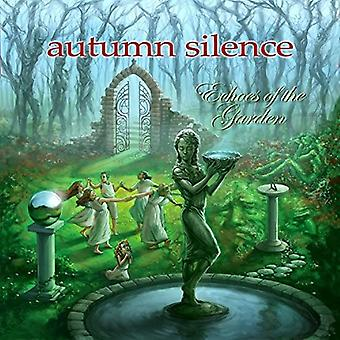 Autumn Silence - Echoes in the Garden [CD] USA import