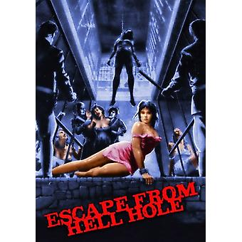 Escape From Hellhole [DVD] USA import
