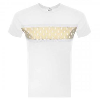 Luke 1977 Luke Golden Wallet Camiseta Impressa Branco M550110