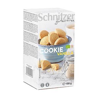 Vanilla gluten-free mini cookies 150 g