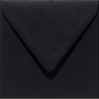 Papicolor 6X Envelope 140X140mm Noir De Jais