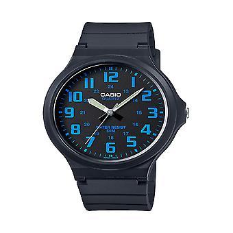 MW240-2BV, Casio Mens  Easy To Read  Quartz Casual Watch