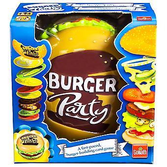 Games - Pressman Toy - Burger Party New 108599