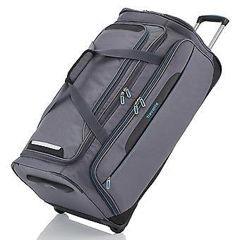 travelite CrossLITE matkalaukku L, 2 rullaa, 38 cm, 117 L, harmaa