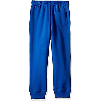 Starter Boys' Jogger Sweatpants with Pockets,  Exclusive, Team Blue wit...
