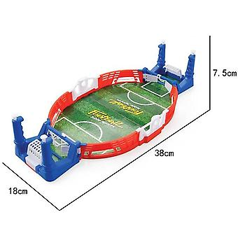 Mini Football Board Match Game Kit Tabletop Soccer Toys For Kids Educational Sport Outdoor - Table Games Ball Toys