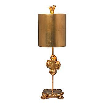 1 Lampe de table légère Or, E27