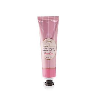 Hand Cream - Green Rose (tube) - 50ml/1.66oz