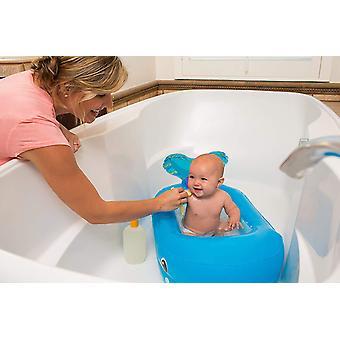 Infantino Whale Bubble Ball uppblåsbara badkar