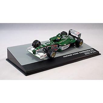 Jaguar Ford Cosworth R2 (Luciano Burti - Braziliaanse GP 2001) Diecast Model Auto
