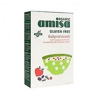 Amisa - 組織 G/F フルーティーなエンバク ミューズリー 325 g