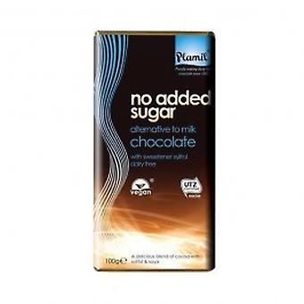 Plamil - ingen tilsat sukker alternativ til mælkechokolade