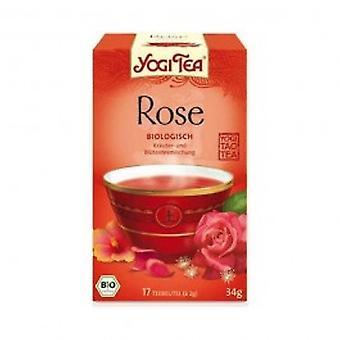 Yogi Tea - Rose Tea 17 Bags