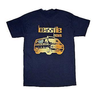 Beastie Boys T Shirt Beastie Boys Van Art T-Shirt
