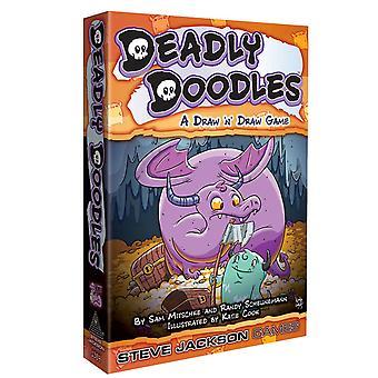 Dodelijke Doodles Bordspel