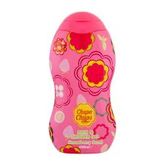 Chupa Chups - Strawberry Scent shower gel - 400ML