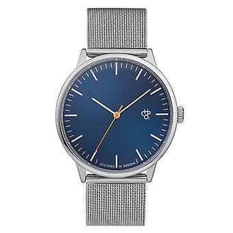 Cheapo Nando Watch - Navy / Silver