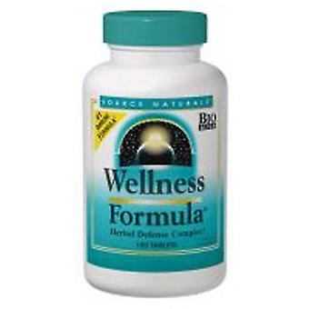 Source Naturals Wellness Formula Tablets, 180 Tabs