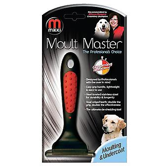 Interpet Limited Mikki Moult Master Professional Grooming Brush