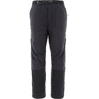 E Wander 5740232028black Men's Black Polyester Pants