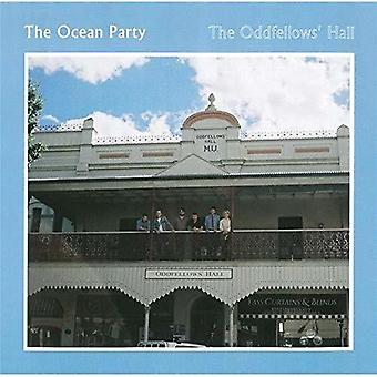 Oddfellows Hall [CD] USA import