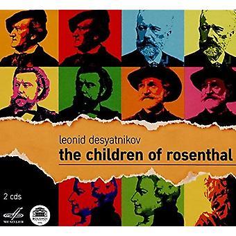 Desyatnikov / Bolshoi Theatre Orchestra - Desyatnikov: Children of Rosenthal [CD] USA import
