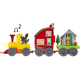 Bing's Lights and Sounds Train with Mini Playsets