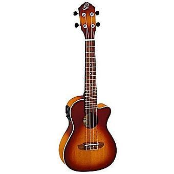 أورتيغا القيثارات سلسلة الأرض، 4 سلسلة ukulele، والحق، انفجار الشمس، والحفل (رودون-ce)