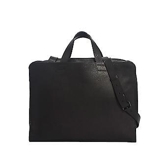 حقيبة كوبيت الجلدية السوداء من قبل LPOL