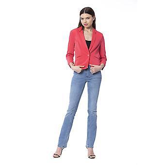 Silvian Heach Růžové obleky a sako