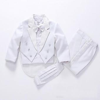 Baby Anzug Sets/Kinder Blazer San für Hochzeiten Prom formalherbst Hochzeitskleid
