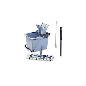 Zestaw Do Sprz... Kit de arranque tania Pod'3g Ultraspeed 15l 149090 + Kij Aluminiowy 145cm 116720 Vileda Professional