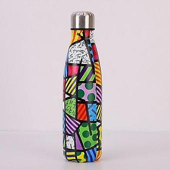 Stainless Steel Vacuum Insulated Water Bottle Flask
