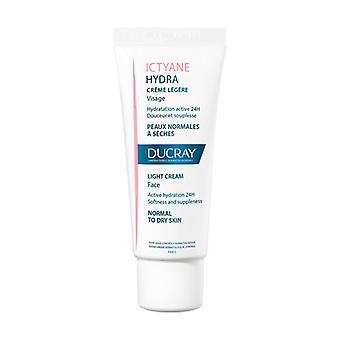 Ictyane Hydra 24H Light Moisturizing Face Cream 40 ml of cream
