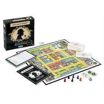 Gibsons 221B Baker Street Game Familie Plezier