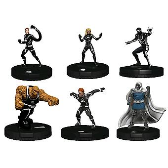 Heroclix Future Foundation Fast Forces 6-pack