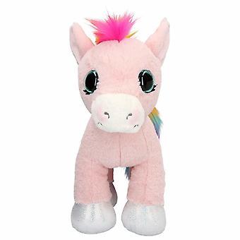 Depesche 10463 Plush Pony Roosy Rainbow, Ylvi And The Minimoomis