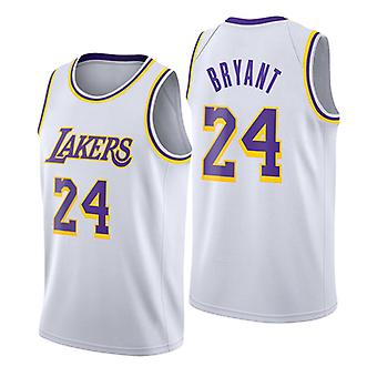Los Angeles Lakers Kobe Bryant Loose Basketball Jersey Sports Shirts 3QY019