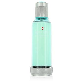 Swiss Army Mountain Water Eau De Toilette Spray (unboxed) Door Victorinox 3.4 oz Eau De Toilette Spray