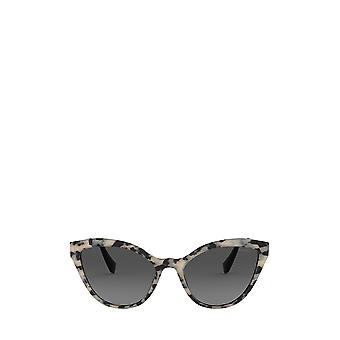 Miu Miu MU 03US sand havana brown female sunglasses