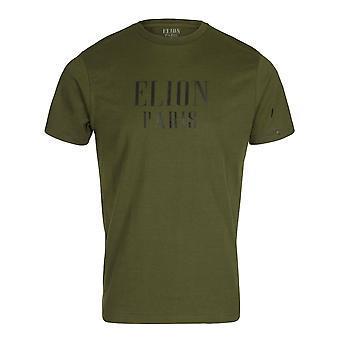 Elion Paris T-Shirt Khaki
