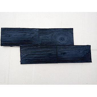 Polyurethaan stempels Model voor betoncement, rubber mallen decoratieve textuur