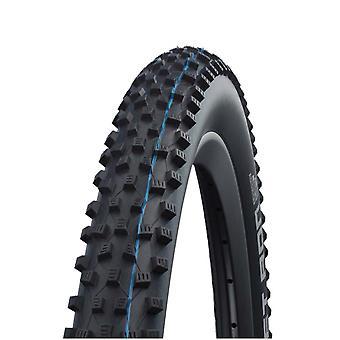 "Schwalbe Rocket Ron Evo Folding Tires = 75-584 (27.5x3.0"") SnakeSkin"
