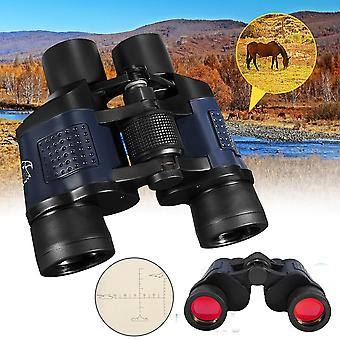 IPRee 60x60 Optical Binocular Low Light Level Night Vision Telescope HD High Clarity 3000M
