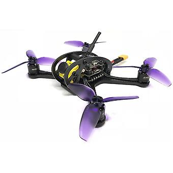 FullSpeed FSD Leader 3 130mm FPV Racing RC Drone F4 OSD 28A BLHeli_S Dshot600 48CH 600mW Caddx Micro