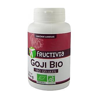 Goji 180 softgels