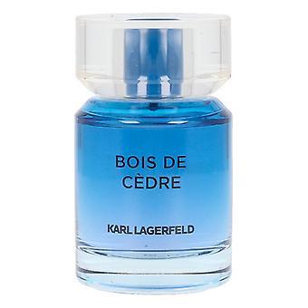 Unisex Perfume Bois de Cèdre Lagerfeld (50 ml) (50 ml)