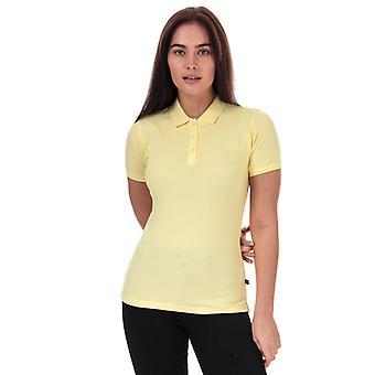 Women's Henri Lloyd Polo Shirt in Yellow