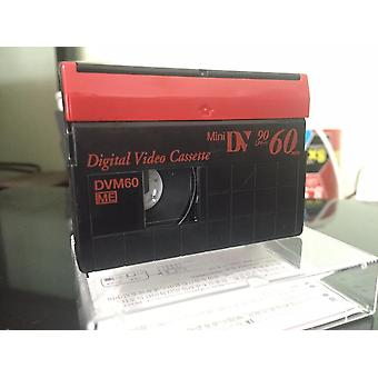 One Blank Authentic Sp60 / Lp90 Minutes Dvm60  Mini Dv Digital Video Recording